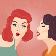 women-gossiping-illustration_23-2147500414